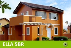 Ella House and Lot for Sale in Ilocos Philippines